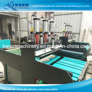 High Speed HDPE Trash Bin Garbage Bag Making Machine for T-Shirt Bags pictures & photos