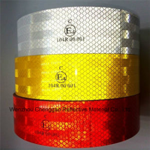 High Quality Custom Printed Reflective Safety Tape, Retroreflector Tape, Conspicuity Tape, 3m Reflective Tape pictures & photos