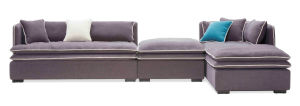 Fabric Modern Leisure Corner Sofa pictures & photos