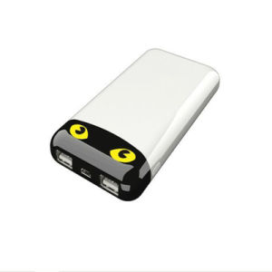 10000mAh Portable Power Bank with Twinkling Cat Eyes Fashion Mobile Phone Charger pictures & photos