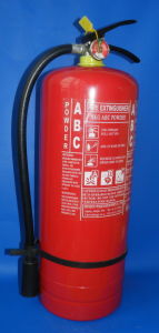 8kg ABC Dry Powder Fire Extinguisher pictures & photos