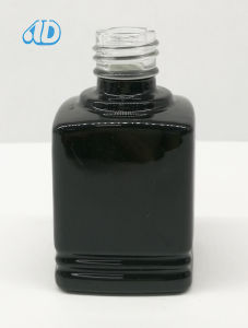 N16 Cosmetic Black Nail Polish Glass Bottle 10ml pictures & photos