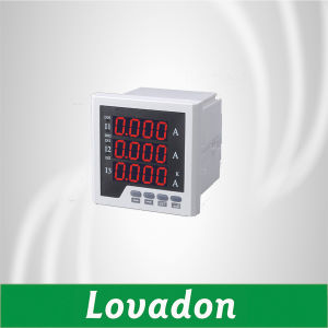 Lt194I-9X4 Three Phase Digital Current Meter AMP Meter 5A 220V AC 380V pictures & photos