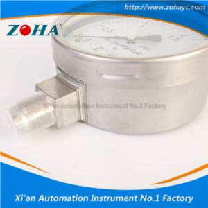 High Quality Wika All Stainless Steel Pressure Gauge pictures & photos