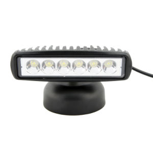 Promotion Price 6 Inch 18W LED Car Light pictures & photos