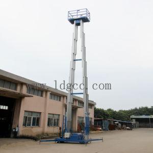 14meters Aluminium Hydraulic Aerial Work Lift Platform (GTWY14-400SB) pictures & photos