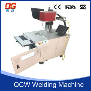 Qcw 150W Fiber Laser Welding Equipment Metal Welding pictures & photos