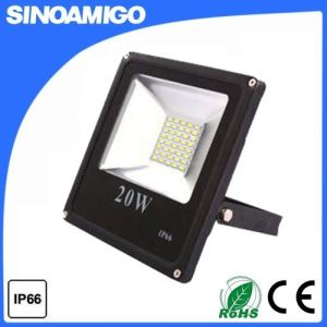 Ce RoHS Hot Sale 20W LED Floodlight SMD pictures & photos