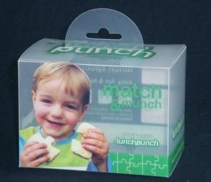 Folding Packing Plastic Case PVC Box (HR-PB007) pictures & photos