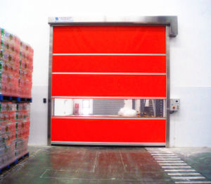 Roller Industrial Shutter Door, Industrial Roller Shutter Door pictures & photos