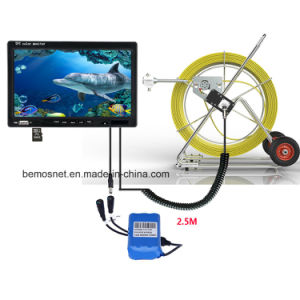 DVR Pipe Sewer Inspection Camera with Remote Control pictures & photos