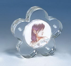 Customize Wholesale New Clear Magnet 4X6 Acrylic Picture Transparent Acrylic Frame pictures & photos