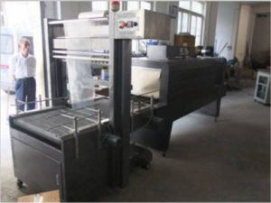 Automatic Pet Bottle Shrink Packing Machine (15-18packs/min) pictures & photos