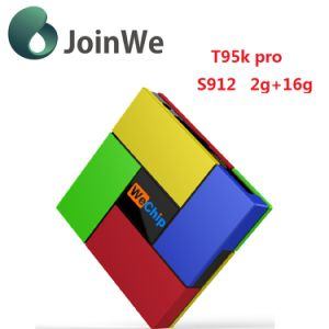 2017 T95k PRO S912ndroid 6.0 Ott TV Box From Joinwe pictures & photos
