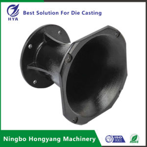 Black Powder Coating-Die Casting pictures & photos