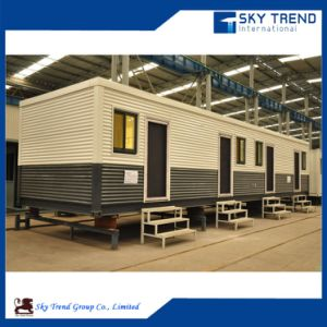 Foldable Container House for Mobile Toilet pictures & photos