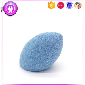 New Ultra Soft Blue Powder Oblique Make up Sponge Puff pictures & photos