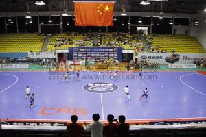 Cag Removable PP Material Indoor Futsal Court Flooring, Modular Futsal Court Surface