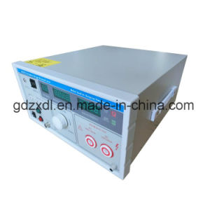 Portable AC DC Pressure Test Dielectric Withstand Voltage Tester pictures & photos