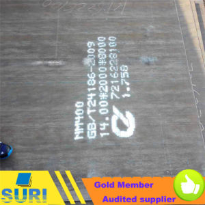 Nm400 8mm-100mmwear Resistant Steel Plate pictures & photos