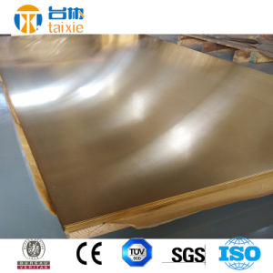 CZ119 Alloy Copper Brass Plate pictures & photos