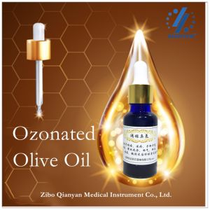 Ozonated Olive Oil Skin Moisturizer for Eczema, Acne, Wrinkles & More pictures & photos