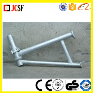 Galvanized Cuplock Scaffolding Steel Side Bracket / Protection pictures & photos