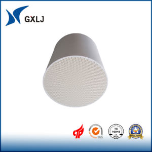 Ceramic Honeycomb Substrate for Car/Truck Parts Exhaust Catalytic Converter pictures & photos
