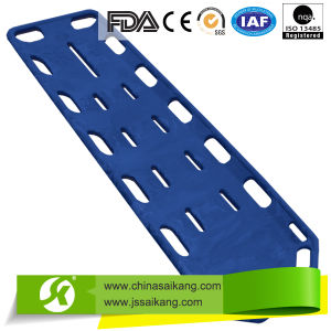 Plastic Floating Back Spine Board Stretcher for Moving Patient pictures & photos