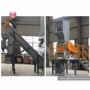 PE/HDPE/LDPE Film Washing Recycling Line pictures & photos