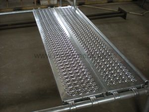 320mm Width Steel Planks with Hook pictures & photos