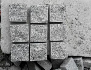 Cube/Paving Stone/Grey/Red/White/Tumbled/Sawn Cut/Natural Split pictures & photos