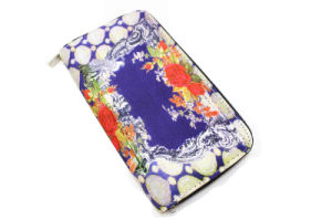 Custom Printing Fabric Wallet for Women pictures & photos