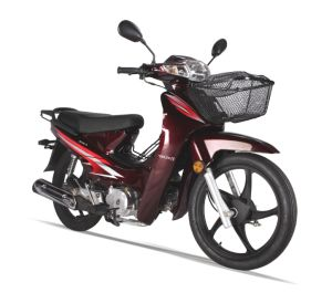 100/110cc Alloy Wheel Basket One or Double Clutches Motorcycle (SL110-A) pictures & photos