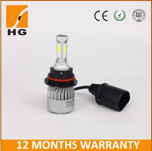 High Lumen Car LED Bulb Headlight Bulbs H4 H13 9004 9007 Bright LED Headlamp Bulbs pictures & photos