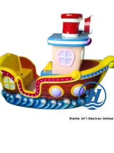 Kid′s Arcade Game Machine Kiddie Ride Pirate Boat for Sale (ZJ-K134) pictures & photos