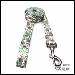 Whosesale Custom Fashion Print Pet Dog Leash with Strong Hook pictures & photos