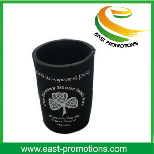 Cheap Promotional 330ml Neoprene Wine Beer Can Cooler pictures & photos