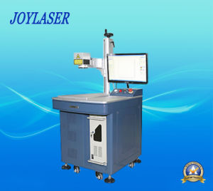 Fiber Laser Marking Machine with Germany Ipg Laser Device pictures & photos