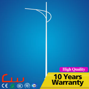 30W 6m Galvanized Steel Pole Solar Street Lighting pictures & photos