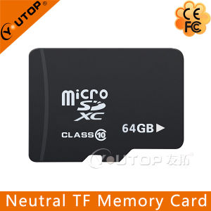 Wholesale Neutral C10 Micro SD TF Memory Card 64GB pictures & photos
