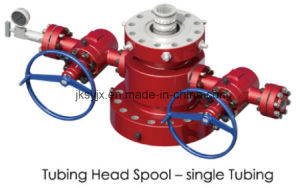 API 6A Single Tubing Head for Wellhead pictures & photos