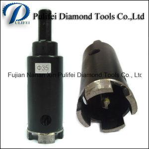 Diamond Drill Tool Shank Drill Bit for Ceramic Brick Granite Stone Concrete pictures & photos