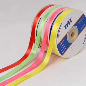 3/8 Inch Double Faced Satin Ribbon pictures & photos