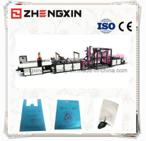 Fulling Automatic Shopping Bag Making Machine Zxl-A700 pictures & photos