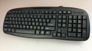 Cheap USB Multi-Language Computer Keyboard, Djj111A Keyboard Computer Key Board pictures & photos