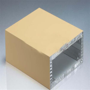 Aluminium Honeycomb Sandwich Panel for Curtain Wall (HR68) pictures & photos
