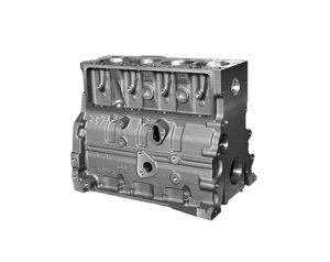 Cylinder Block Cummins Motor Part for 4isde