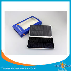 Customized Solar Portable/Mobile Power Bank for Travel pictures & photos