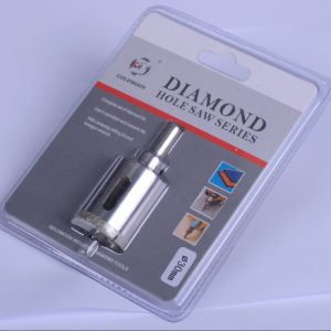 8mm Electroplate Ceramic Drilling Diamond Hole Saw Series pictures & photos